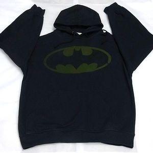 DC Batman pullover hoodie - Large